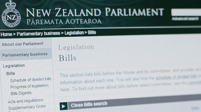 Terabyte's Case Study for New Zealand Parliament